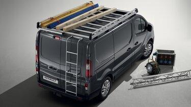 Zakelijke klanten bij Renault: bedrijfsaccessoires