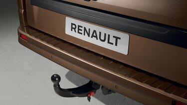 Zakelijke klanten bij Renault: accessoires - Afneembare trekhaak