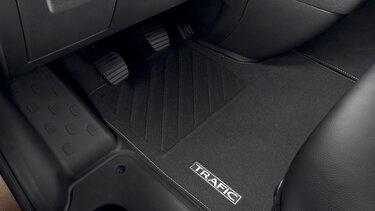 Zakelijke klanten bij Renault: accessoires - Stoffen vloermat
