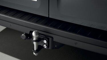 Zakelijke klanten bij Renault: accessoires - Kabelboom voor trailer