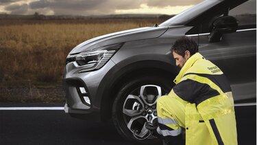 Renault Profissional: peças de origem recondicionadas