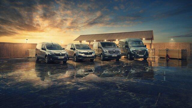 Le réseau Renault Pro +