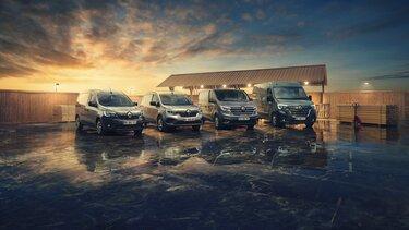 Renault Pro + : réseau pour les professionnels
