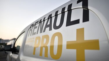 Renault Professionnel :  Mobility consulting