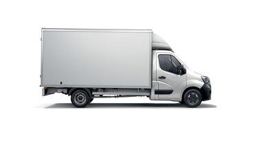 Renault– Umrüstung für großes Volumen