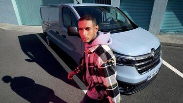 Príslušenstvo Renault TRAFIC