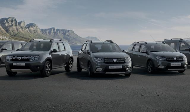 Dacia-gamma - Private Lease
