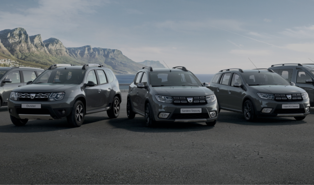 Gamme Dacia - Private Lease