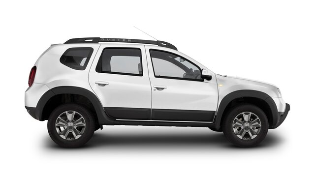 renault duster color blanco glaciar