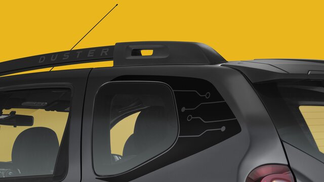 renault duster connect serie limitada diseño insignia connect