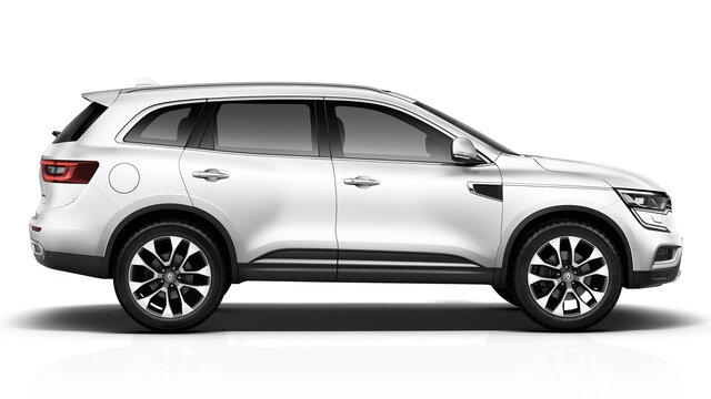 renault koleos version iconic