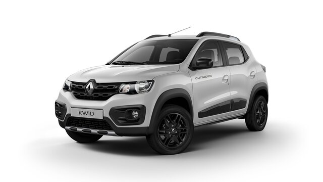 renault kwid color blanco glaciar