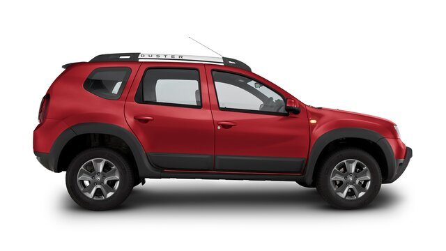 renault duster version intens