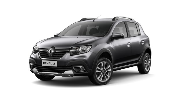 renault stepway color gris cassiope