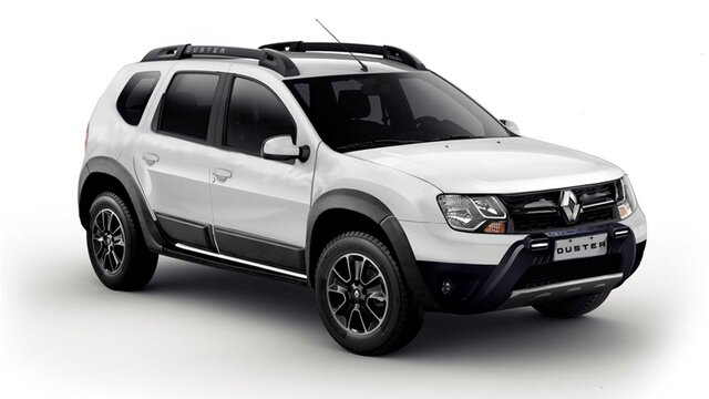 accesorios Renault DUSTER - Kit Sport DRL