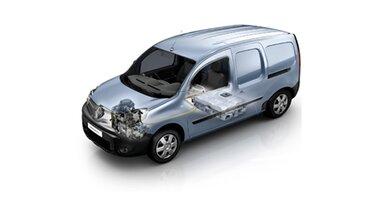 Renault KANGOO Z.E. motor