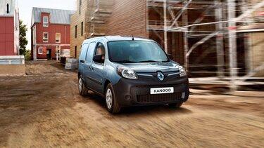 Renault KANGOO Z.E. eléctrico