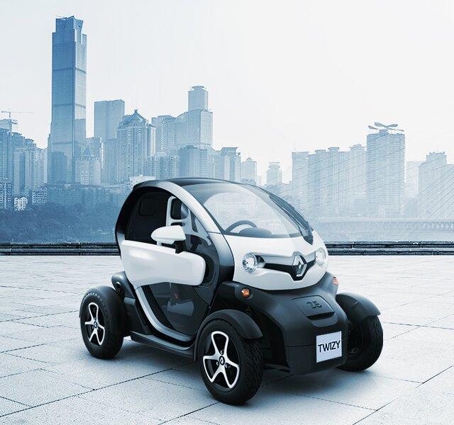 Renault TWIZY ficha tecnica especificaciones