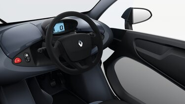 renault twizy cabina