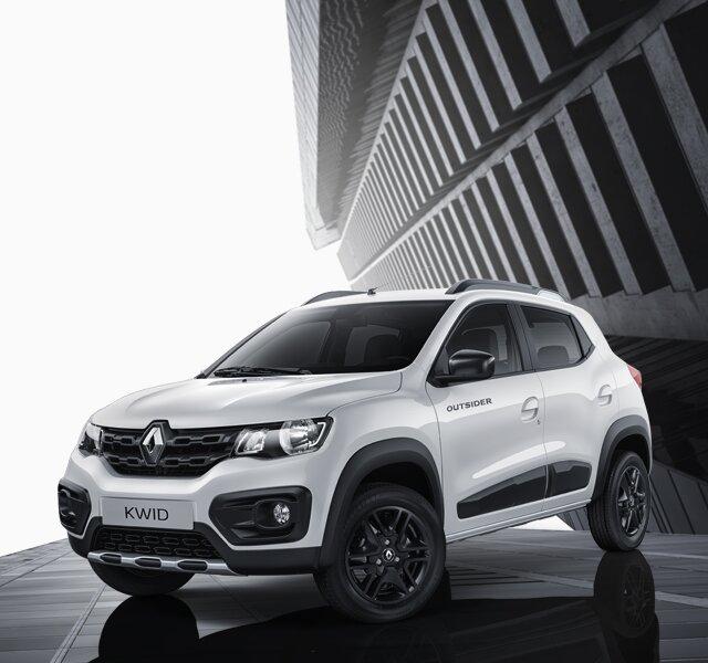 Renault KWID  accesorios