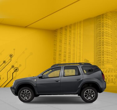 renault duster connect serie limitada