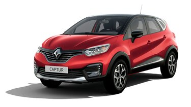 renault captur color flamme