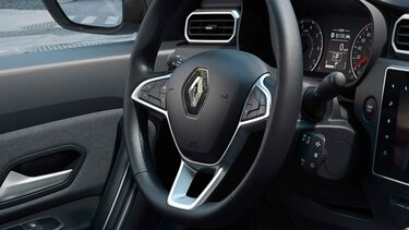 Renault DUSTER - Dirección asistida
