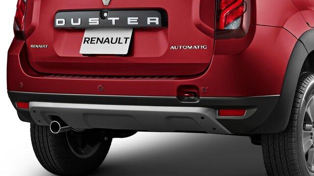 renault duster diseño distancia respecto al piso