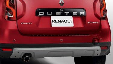 Renault DUSTER tecnologia equipamiento
