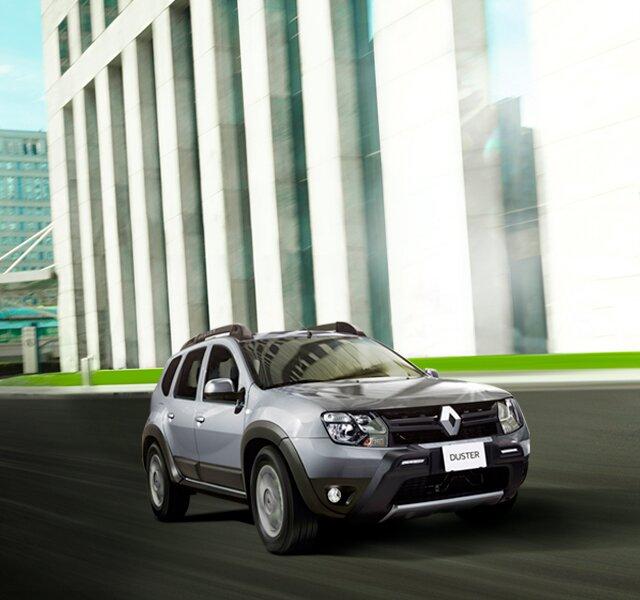 Renault DUSTER promociones ofertas precios