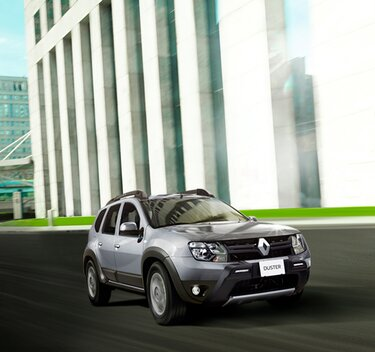 Renault DUSTER accesorios