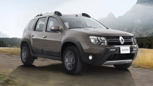 Renault DUSTER diseno