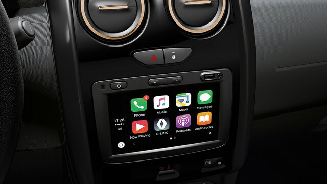 renault duster connect serie limitada apple car y android auto
