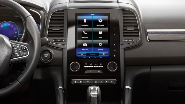 "Renault KOLEOS pantalla de 8.7""*"