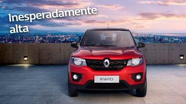 Renault KWID diseño altura respecto al piso