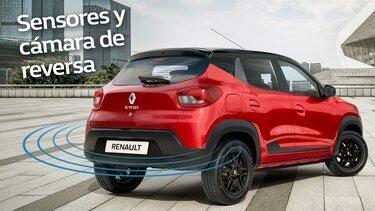 Renault KWID diseño interior