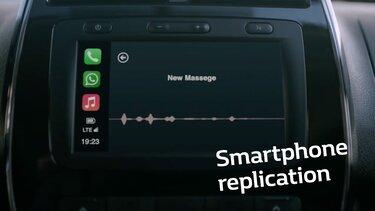 Renault KWID tecnologia
