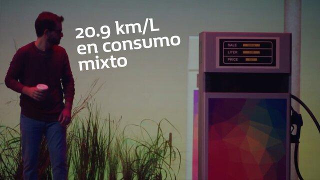 Renault KWID consumo de gasolina