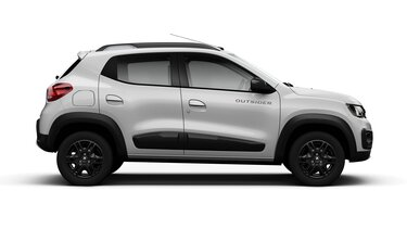 Renault KWID - diseño  Vista frontal