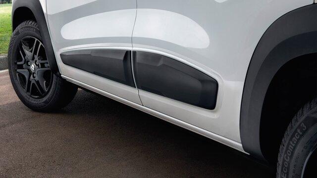 Renault KWID - Molduras laterales