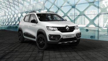Renault KWID - Especificaciones ficha tecnica