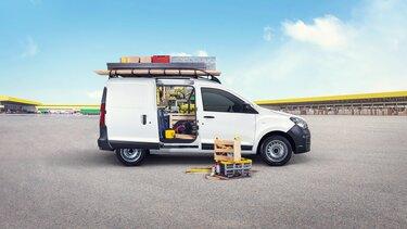 Renault KANGOO equipamiento y versiones