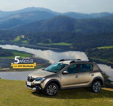 Renault Stepway equipamiento datos tecnicos expecificaciones