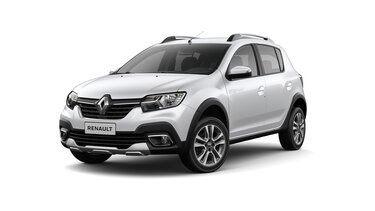 renault stepway color blanco glaciar