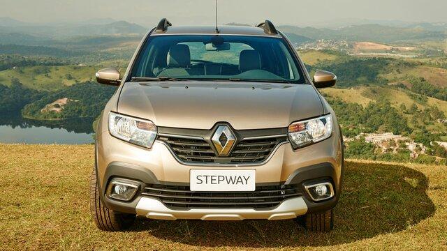 Renault Stepway -diseño