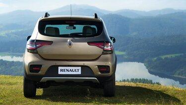 Renault Stepway - datos tecnicos Especificaciones ficha tecnica