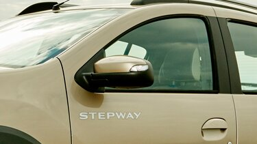 renault stepway diseño Retrovisores exteriores