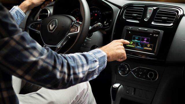 Renault Easy Connect sistema multimedia Media Nav Evolution