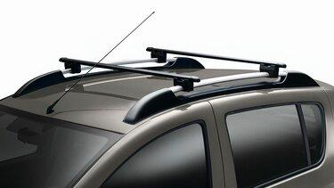 Renault Stepway - accesorios Barras de techo