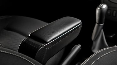 Renault Stepway - accesorios descansabrazos